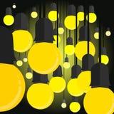 Many light bulbs Royalty Free Stock Image
