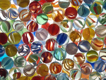 Many Marbles Royalty Free Stock Images