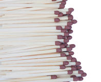 Many matches close up Royalty Free Stock Images