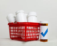 So Many Medications Royalty Free Stock Photography