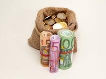 Many Money Royalty Free Stock Photos