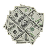 Many money Royalty Free Stock Photo