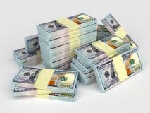 Many money Stock Image