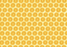 Many Orange Yellow background Stock Images