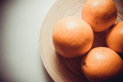 Many oranges Royalty Free Stock Photography