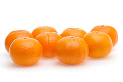 Many oranges Royalty Free Stock Photos