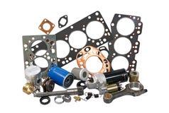 Many parts Stock Photo