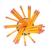 Many Pencils Stock Photography
