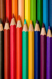 Many Pencils Stock Images