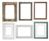 Many picture frames Royalty Free Stock Photography