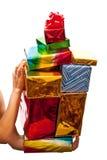 Many presents Stock Photos