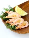 Many red shrimp are ready Royalty Free Stock Image