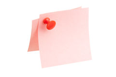 Many reminder notes Stock Images