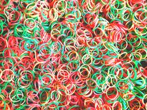 Color rings royalty free stock photos