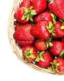 Many ripe strawberries Stock Photo