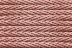 Many rusty wire rope sling Royalty Free Stock Photo