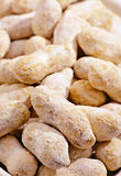 Salted peanuts Royalty Free Stock Image