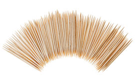 Free Many Scattered Toothpicks In Semicircle Shape Royalty Free Stock Images - 18216539
