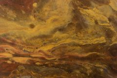 The many shades and colors of a Jasper slab. Agates and Jaspers of all shapes, sizes and colors can be found in the desert southwest mexico new usa abstract royalty free stock image