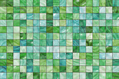 Many small colour square mosaic. pattern texture. abstract image Royalty Free Stock Photos