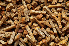 Many small crust Stock Images