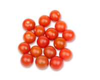 Many small tomatoes Royalty Free Stock Photography