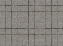 Many square blocks of stones tile Royalty Free Stock Image