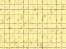 Many square ceramic tile. pattern texture Royalty Free Stock Photos
