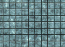 Many square old tile. pattern texture Royalty Free Stock Photo