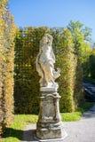 Linderhof Park. Many Statue in Linderhof Park Stock Photos