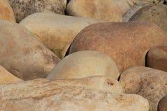 Many stones Royalty Free Stock Photography