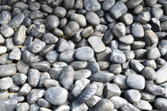 Many stones. On the floor stock photography