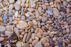 Many stones. A lot of stones on the seashore Royalty Free Stock Photo