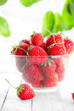 Many strawberries Royalty Free Stock Photography