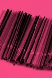 Many straws Royalty Free Stock Photos