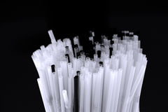 Many straws Stock Image