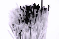 Many straws Royalty Free Stock Image