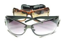 Many sunglasses Stock Photography