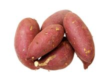 Many sweet potato Royalty Free Stock Image