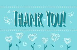 Many Thanks Stock Images