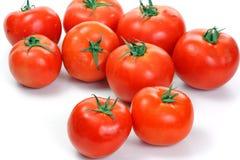 Many tomatoes Stock Photos