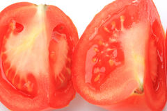 Many tomatoes Stock Photography