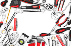 Many Tools Royalty Free Stock Images