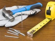 Many tools Stock Image