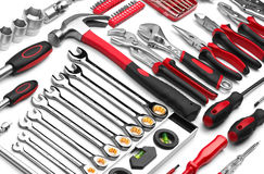 Many Tools royalty free stock photos