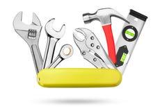 Many Tools Royalty Free Stock Photography