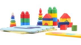 Many toys Stock Photography