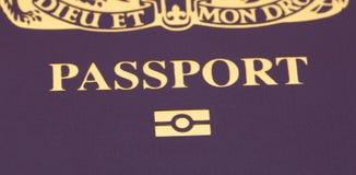 Many Uk Passports Stock Image