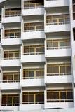 Many windows Royalty Free Stock Photography