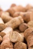 Many wine corks Stock Photography